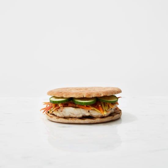 How to Make Thai-Grilled Chicken Sandwich