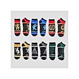 Boys' Harry Potter 6-Pack Casual Socks