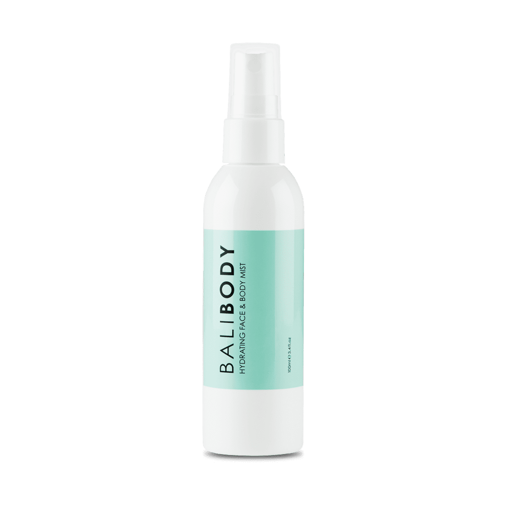 Bali Body Hydrating Face & Body Mist | Best New Beauty Products