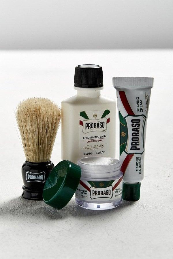 Proraso Travel Shave Kit ($15)