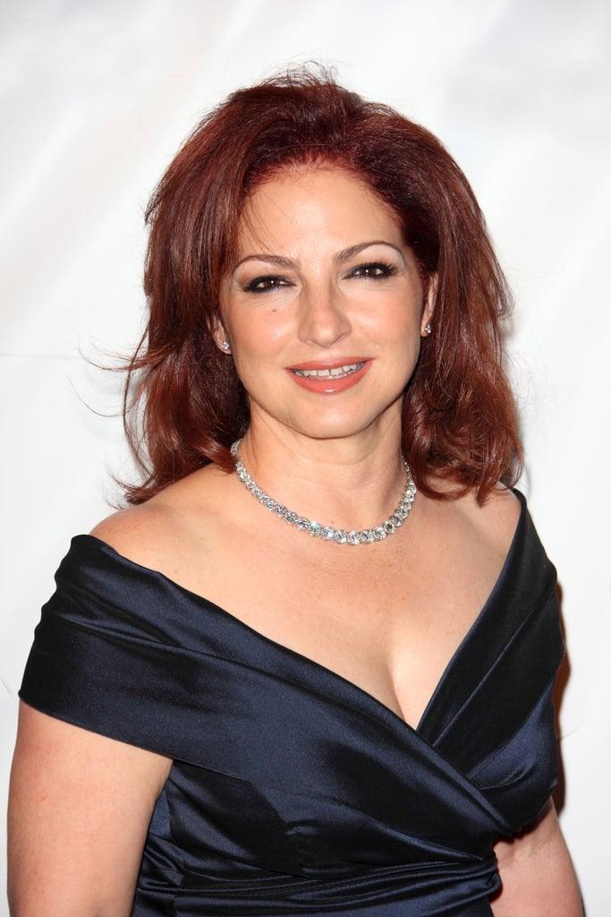 Singer Gloria Estefan