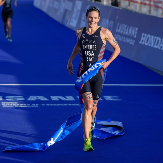 Olympic Triathlete Katie Zaferes on Becoming Strong Mentally