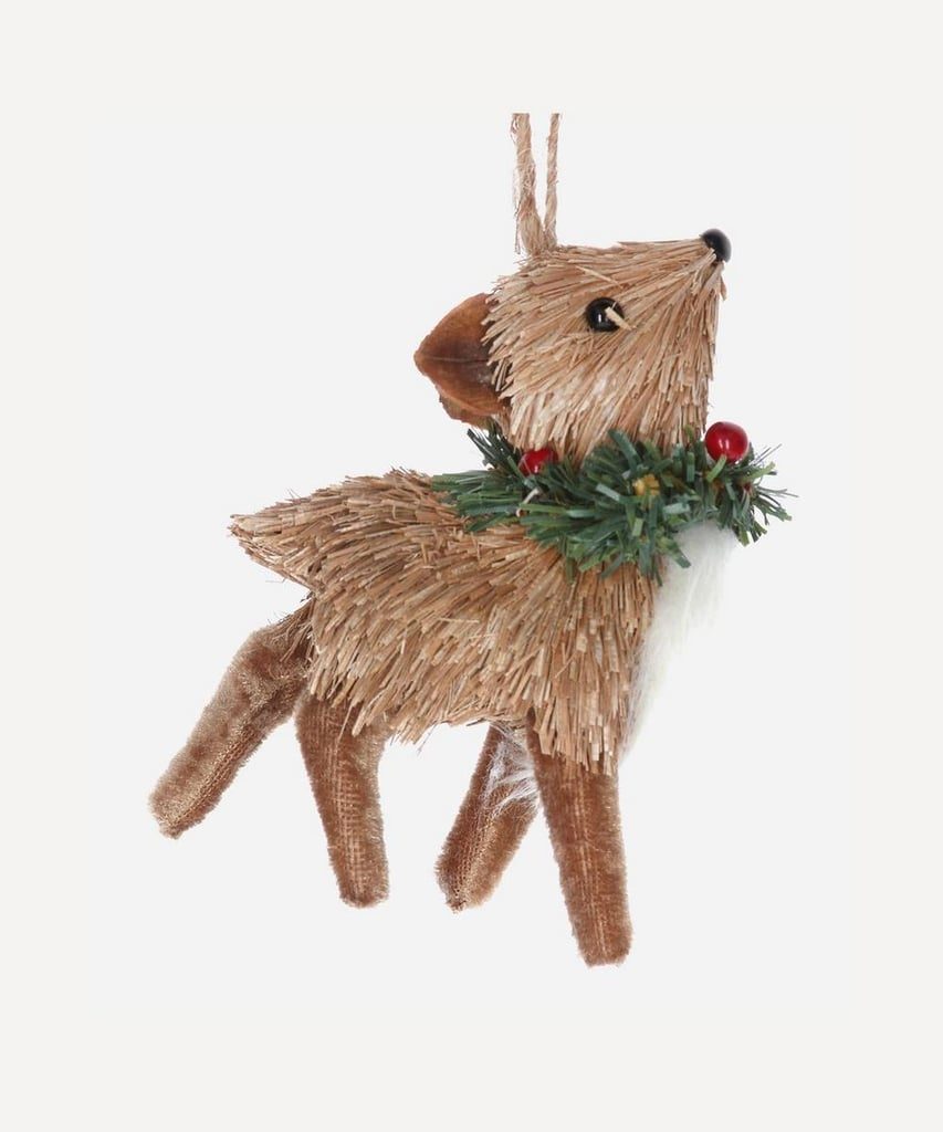 Liberty London Bristle Baby Deer Decoration