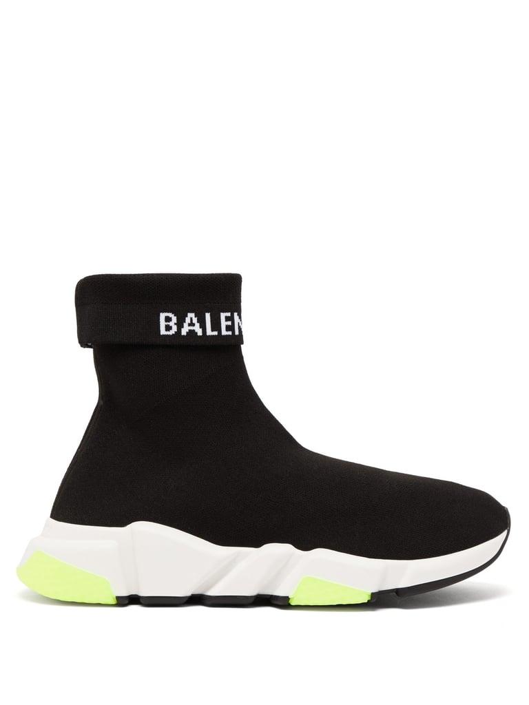 4156a2e7235c Balenciaga Speed High-Top Sock Trainers