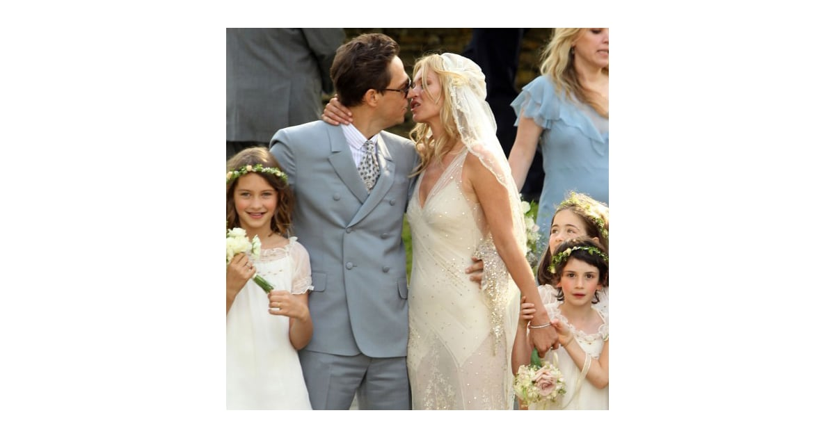 In style celebrity weddings pictures