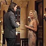 Michael and Emily Maynard on The Bachelorette.