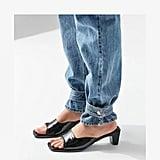 Square-Toe Heel Trend