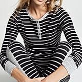 Calvin Klein Underwear Long Sleeve Pajama Set