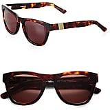 Westward Leaning Louisiana Purchase Acetate Square Sunglasses