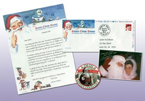 Lil Treasures: Letter From Santa