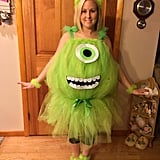 Mike Wazowski From Monsters, Inc.