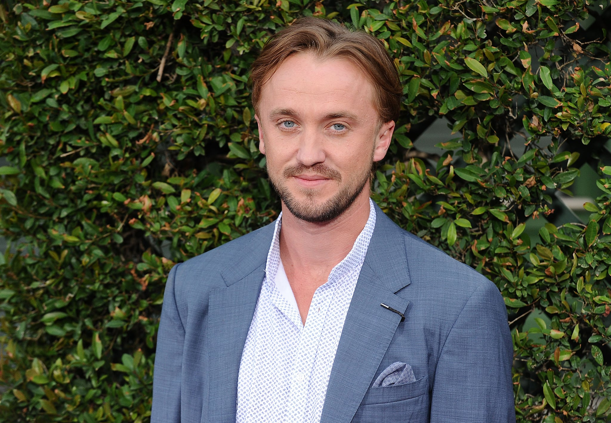 UNIVERSAL CITY, CALIFORNIA - APRIL 05:  Actor Tom Felton attends the opening of