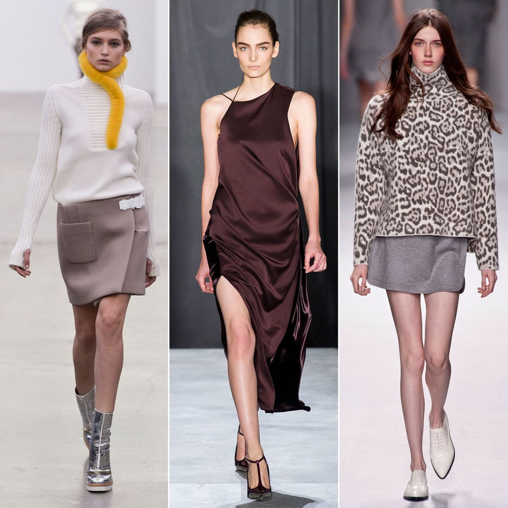 Fall 2014 Fashion Week Trends