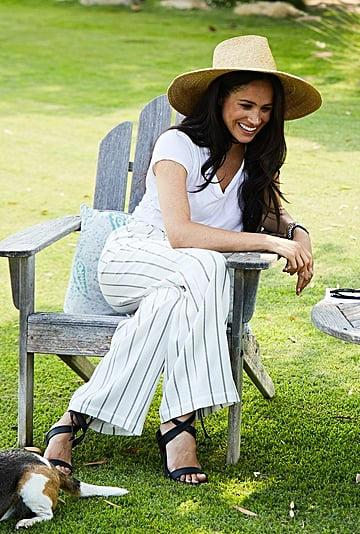Meghan Markle and Gloria Steinem's Makers Q&A Pictures