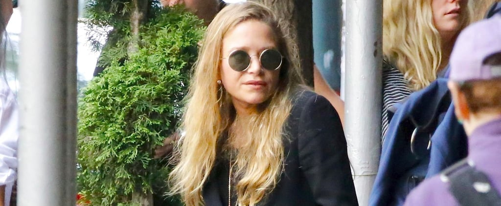 When You See What Mary-Kate and Ashley Wore to Their Runway Show, Your Fall Uniform Will Be Set