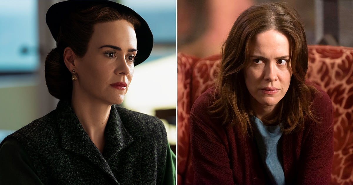 Sarah Paulson Might as Well Be a Chameleon With These 9 Movie and TV Roles