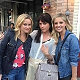"""The actress called this amazing Cruel Intentions reunion the """"best girls' night of the year."""""""