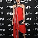 Gemma Chan at the Vanity Fair x New Hollywood Party