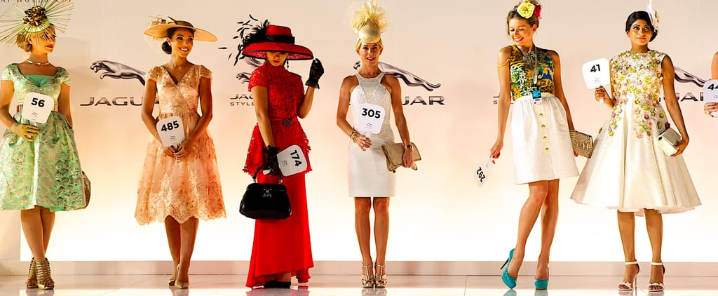 How to Be Best Dressed Woman at the Dubai World Cup 2016