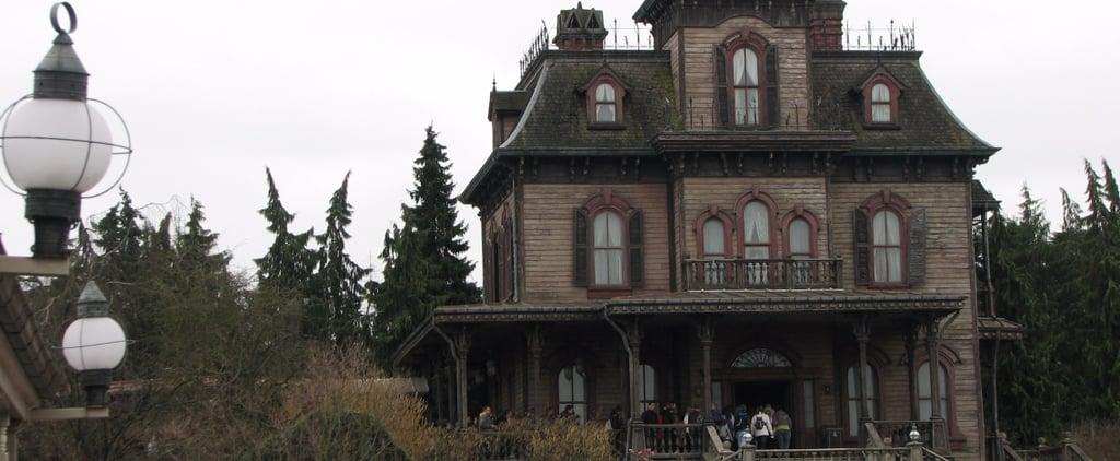 Why Phantom Manor in Disneyland Paris Is the Creepiest