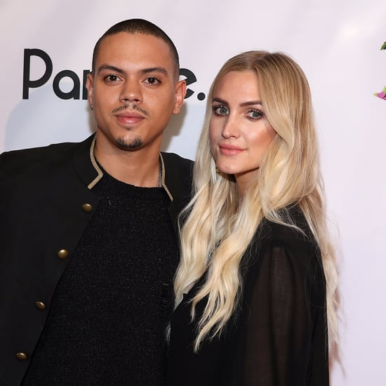 Ashlee Simpson and Evan Ross at God vs. Trump Premiere 2016