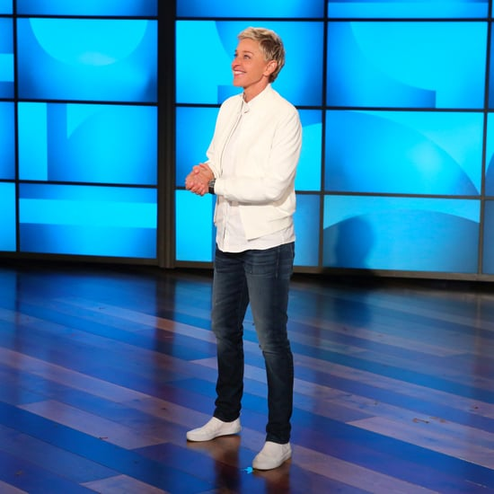 Ellen DeGeneres Talking About Coming Out April 2017