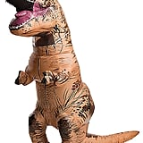 Adult T. Rex Inflatable Costume ($80)