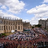 St. George's Chapel in Windsor Castle
