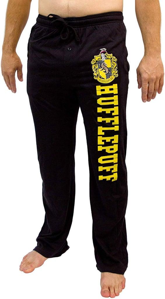 Hot Topic Harry Potter Hufflepuff Pajama Pants