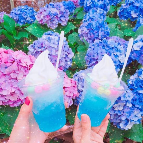 Tokyo Disney Cream Shaved Ice