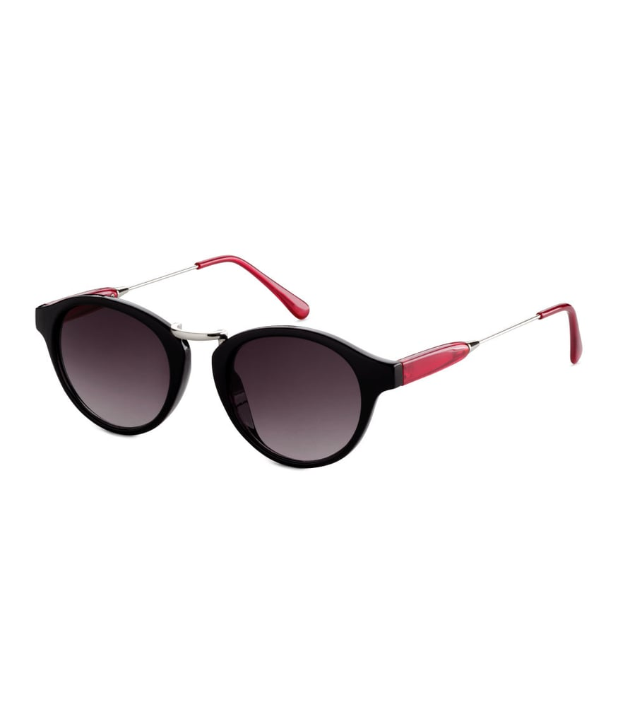 H&M Two-Tone Sunglasses