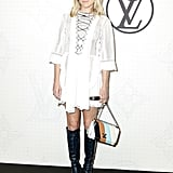 Chloë Sevigny Sported a Little Lace-Up Detail