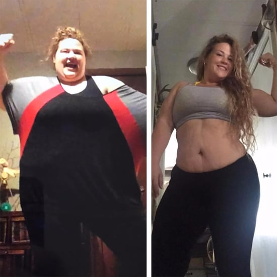 200-Pound Weight-Loss Transformation