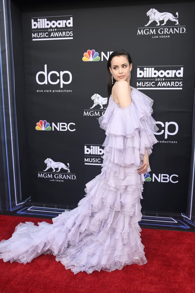 Image result for Sofia Carson billboard awards 2019