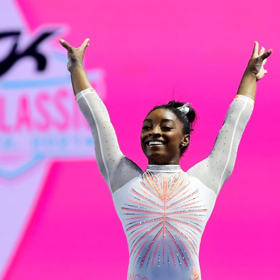 Pictures of Simone Biles's House