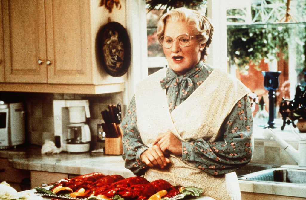 Most Bewildering Sequel News: Mrs. Doubtfire 2