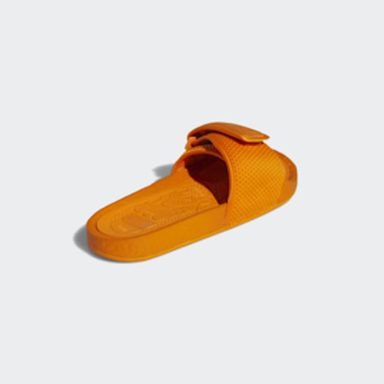 See Pharrell's Colorful Adidas PW Boost Slide Sandals
