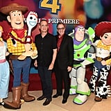 Tom Hanks and Tim Allen at the Toy Story 4 Premiere