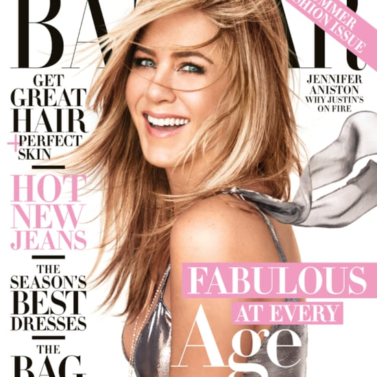 Jennifer Aniston's Harper's Bazaar Style April 2016