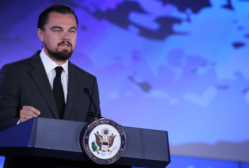 Leonardo DiCaprio Offers Yet Another Reason to Love Him