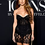Negin Mirsalehi at the Harper's Bazaar ICONS Party