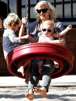 Cute Photos: Star Moms & Kids
