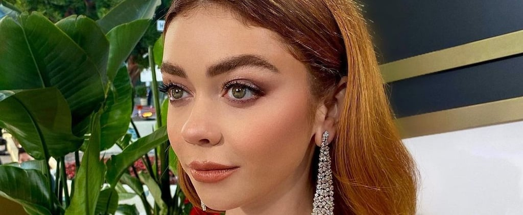 Sarah Hyland's Golden Globes Makeup With Products Under $14