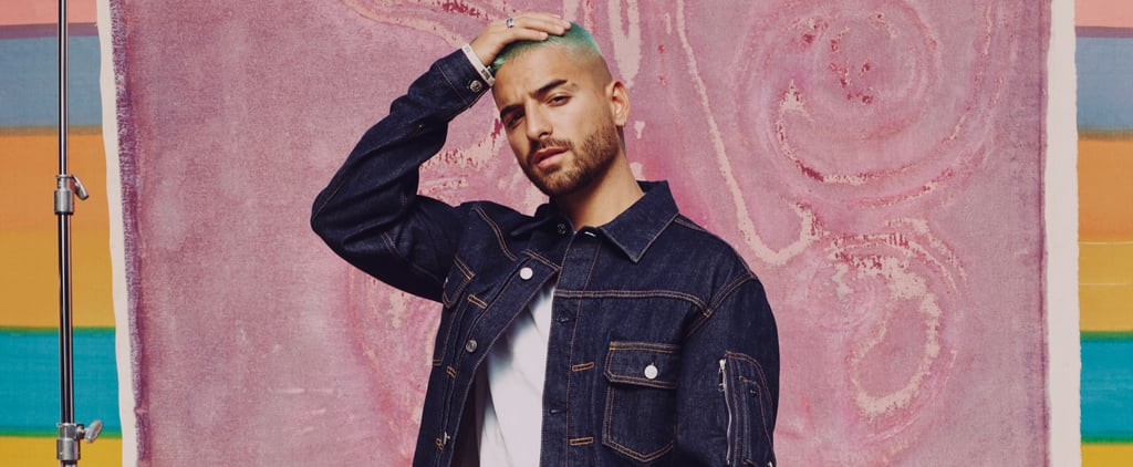 Maluma Talks About His Career in Elle's February 2021 Issue