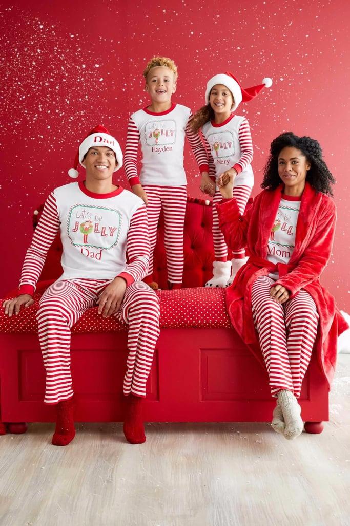 Elf on the Shelf Matching Pajamas