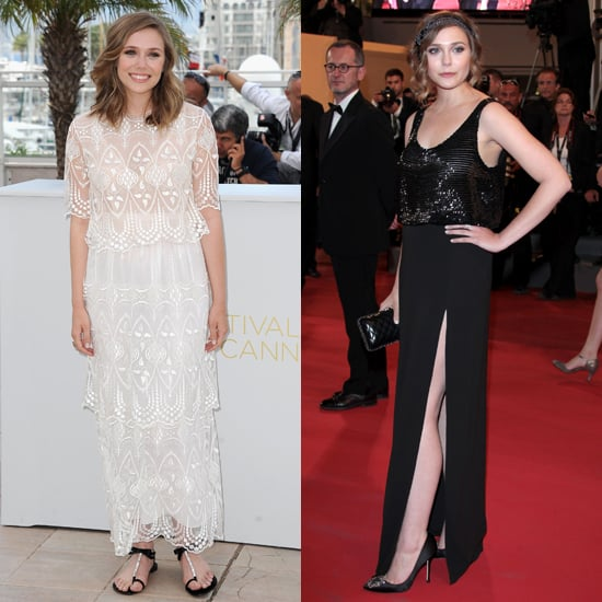 Elizabeth Olsen Wears The Row at Cannes Film Fest