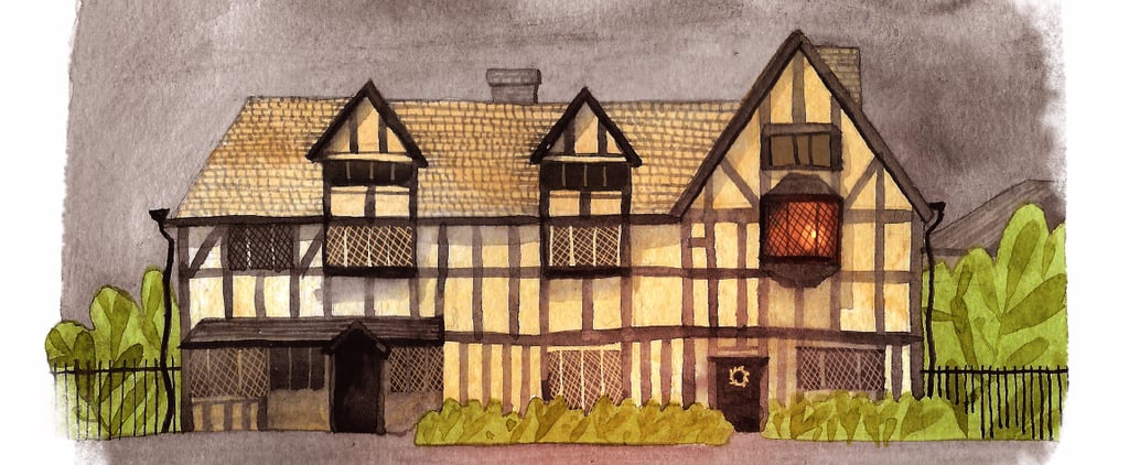 These Gorgeous Illustrations Will Make You Want to Do a Literary Tour of the UK