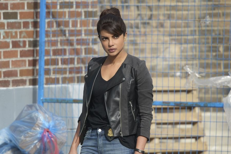 Alex Parrish From Quantico