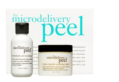 Product Review: Philosophy Microdelivery Peel Kit