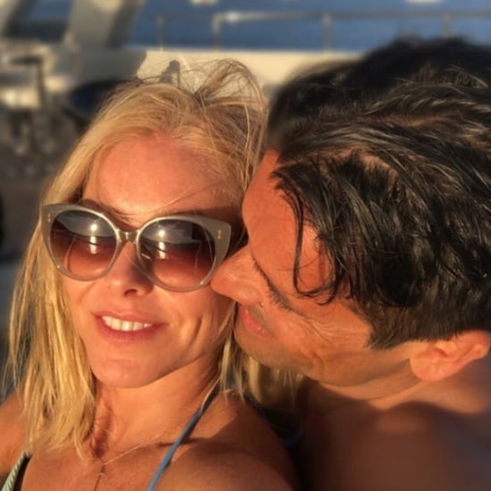 Kelly Ripa and Mark Consuelos's Family Vacation in Greece